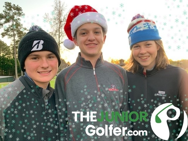 holiday gifts for junior golfers